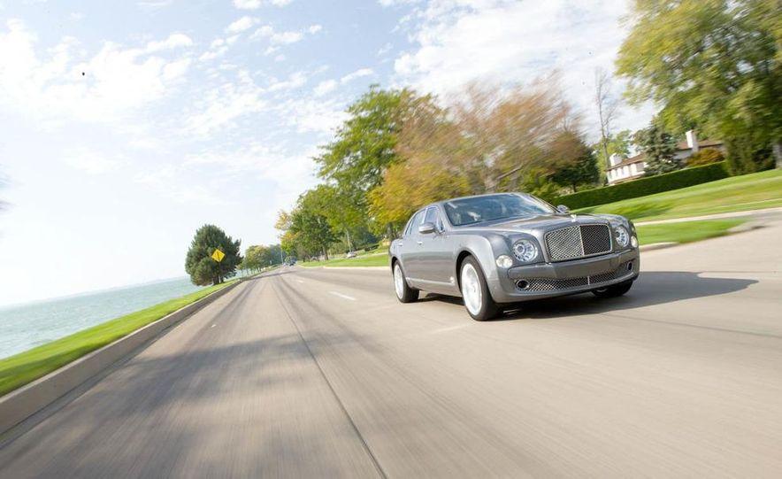 2012 Bentley Mulsanne - Slide 4