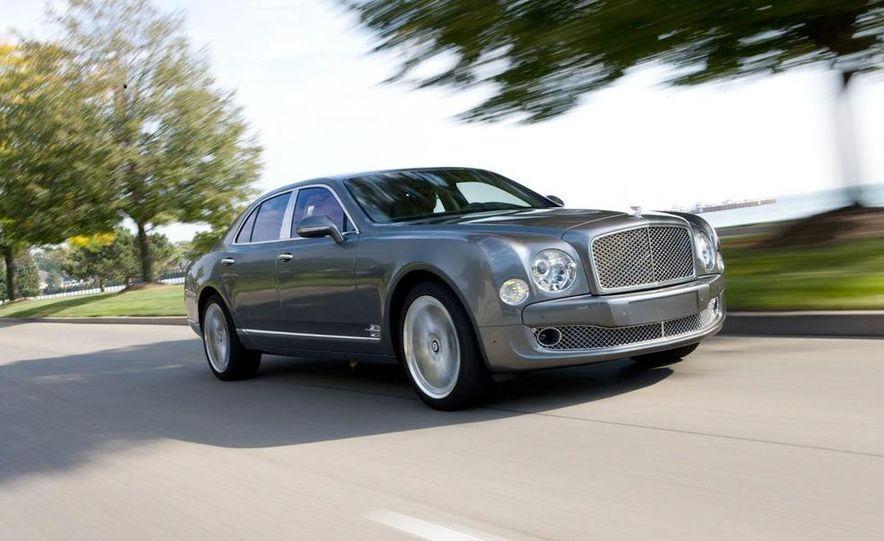 2012 Bentley Mulsanne - Slide 7