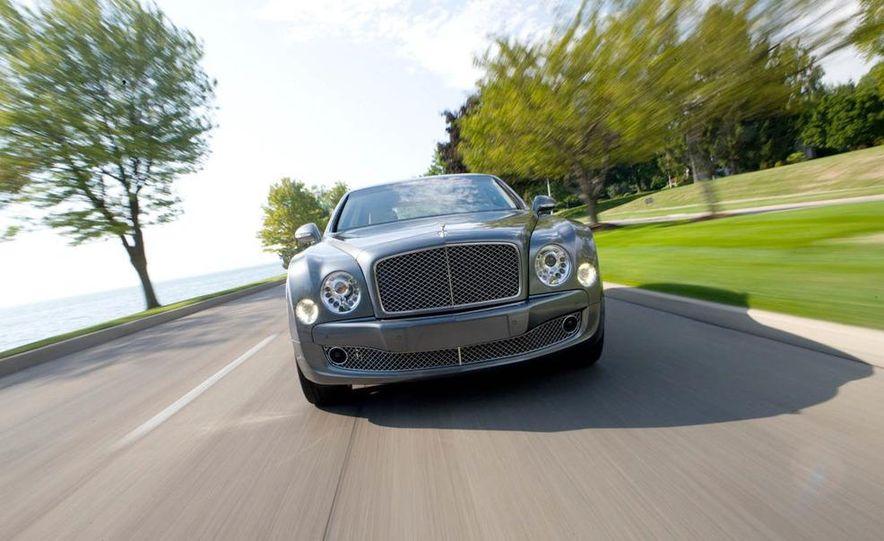 2012 Bentley Mulsanne - Slide 2