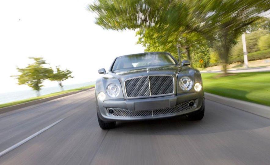 2012 Bentley Mulsanne - Slide 5