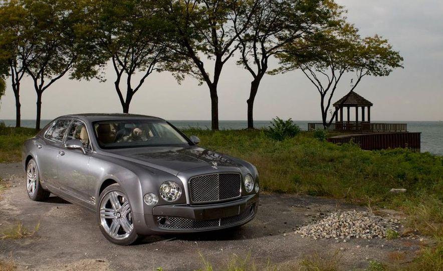 2012 Bentley Mulsanne - Slide 13
