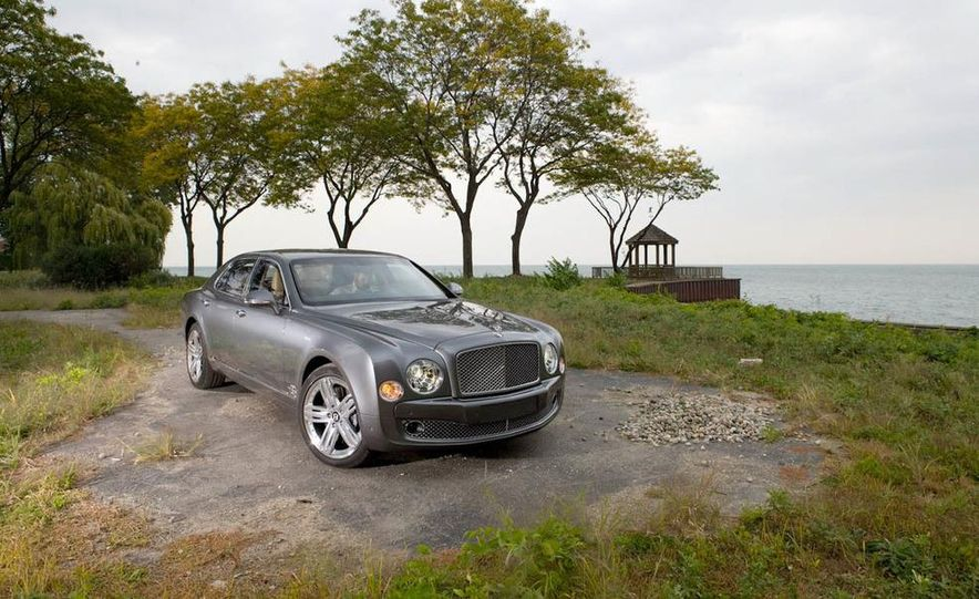 2012 Bentley Mulsanne - Slide 14