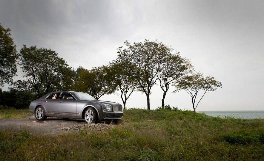 2012 Bentley Mulsanne - Slide 15