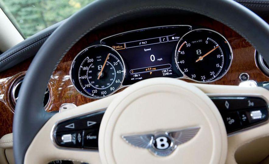 2012 Bentley Mulsanne - Slide 22
