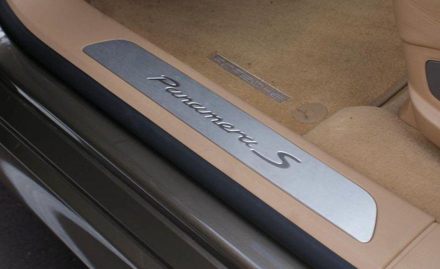 2012 Porsche Panamera S hybrid - Slide 64