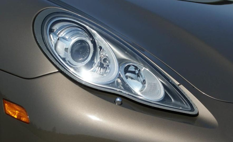 2012 Porsche Panamera S hybrid - Slide 40