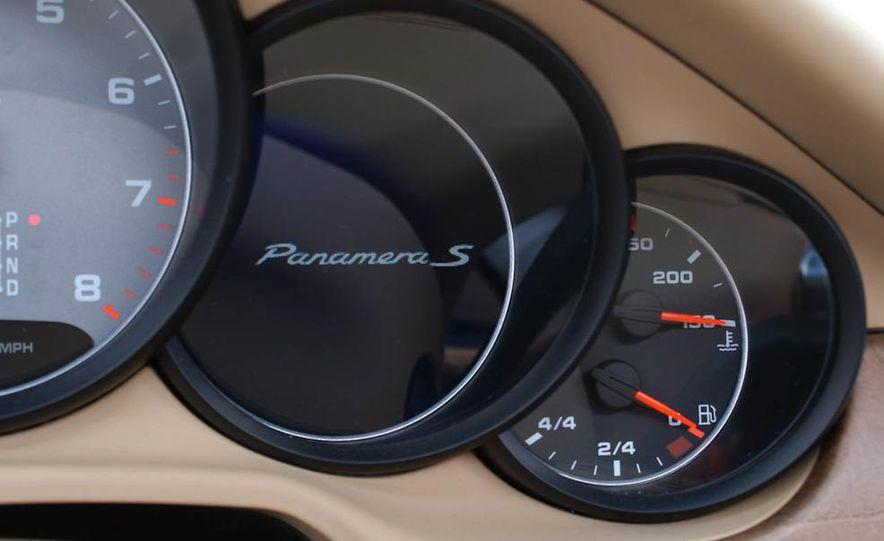 2012 Porsche Panamera S hybrid - Slide 63