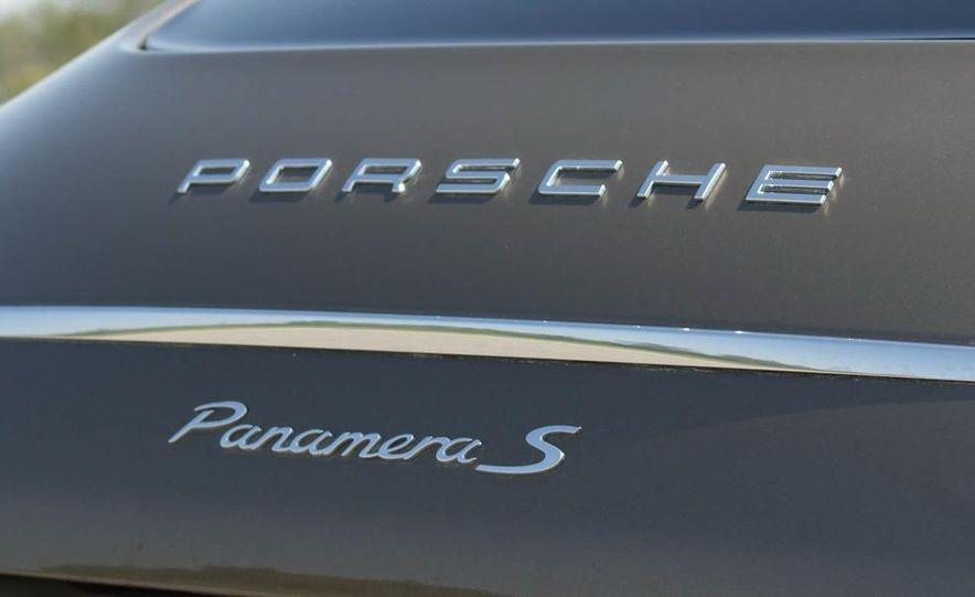 2012 Porsche Panamera S hybrid - Slide 48