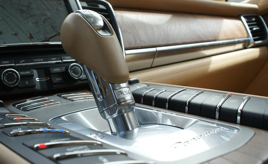2012 Porsche Panamera S hybrid - Slide 60