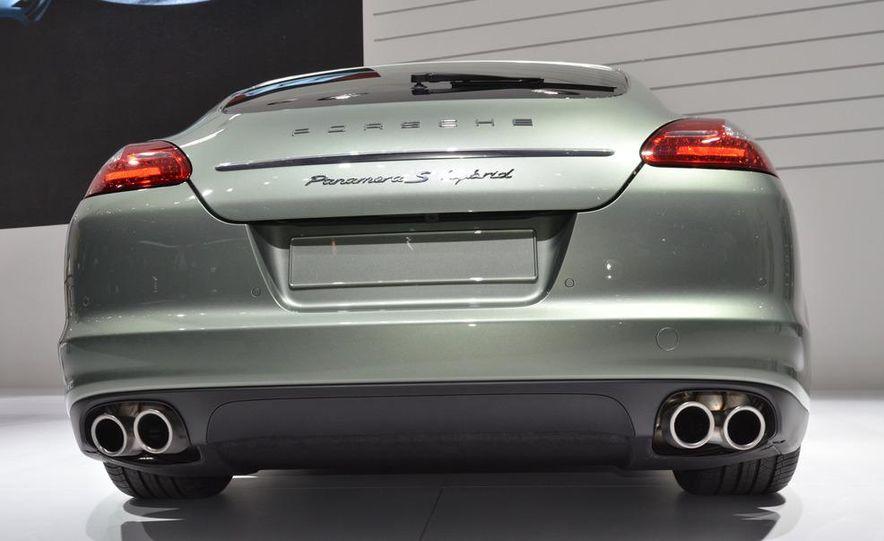 2012 Porsche Panamera S hybrid - Slide 6