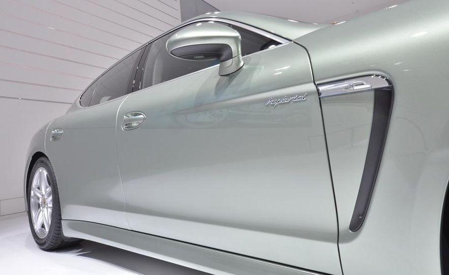2012 Porsche Panamera S hybrid - Slide 13