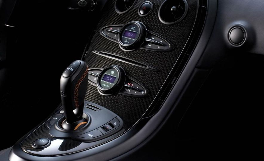 2011 Bugatti Veyron 16.4 Super Sport - Slide 17