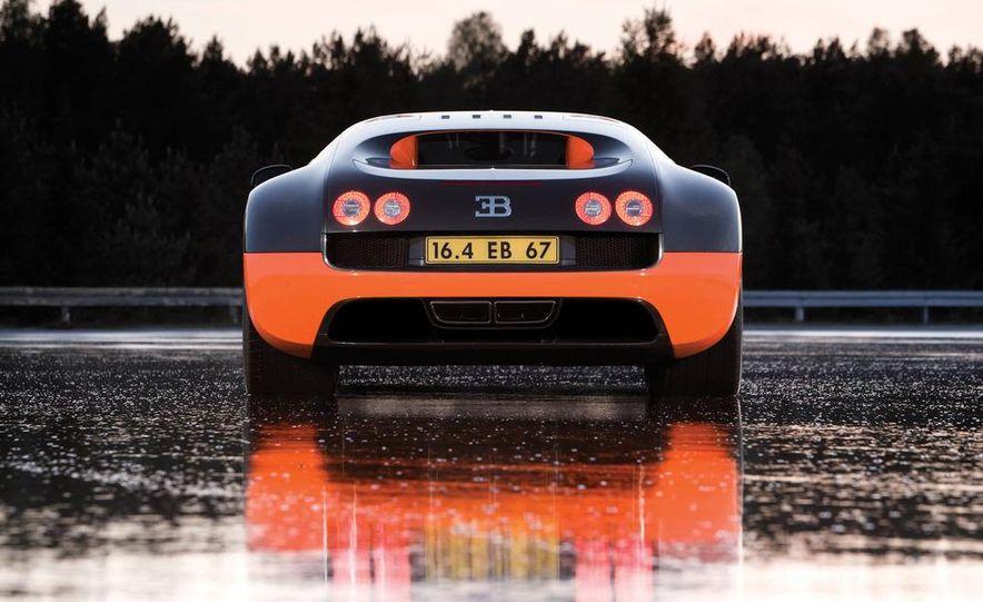 2011 Bugatti Veyron 16.4 Super Sport - Slide 10