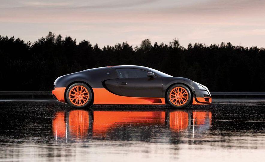 2011 Bugatti Veyron 16.4 Super Sport - Slide 11