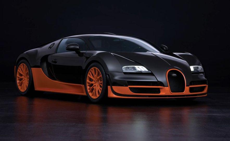 2011 Bugatti Veyron 16.4 Super Sport - Slide 12
