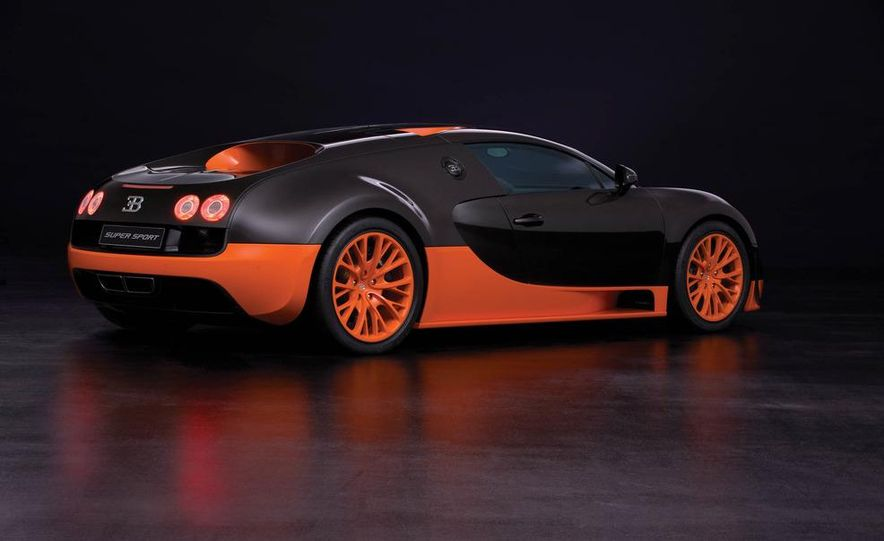 2011 Bugatti Veyron 16.4 Super Sport - Slide 13