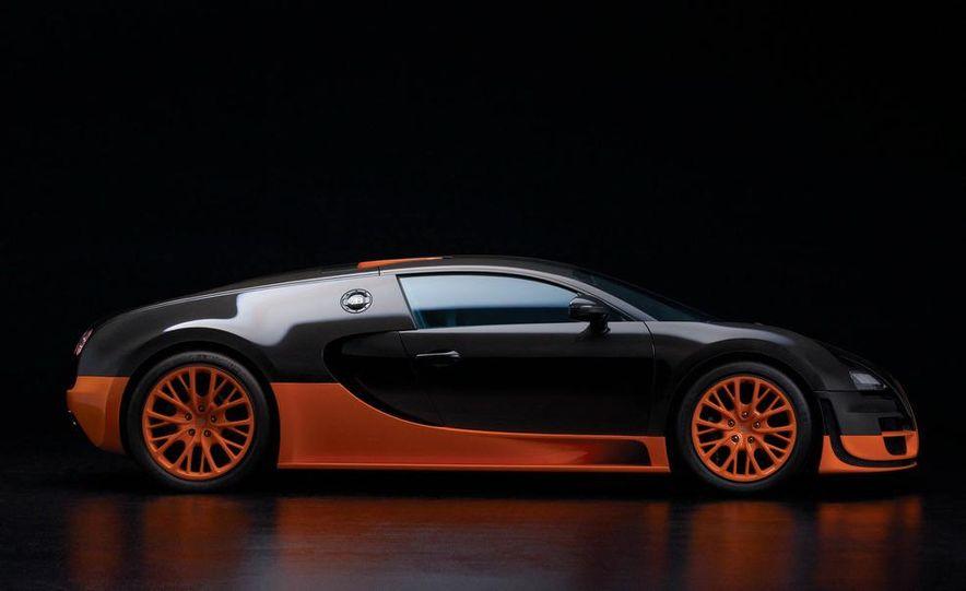 2011 Bugatti Veyron 16.4 Super Sport - Slide 14