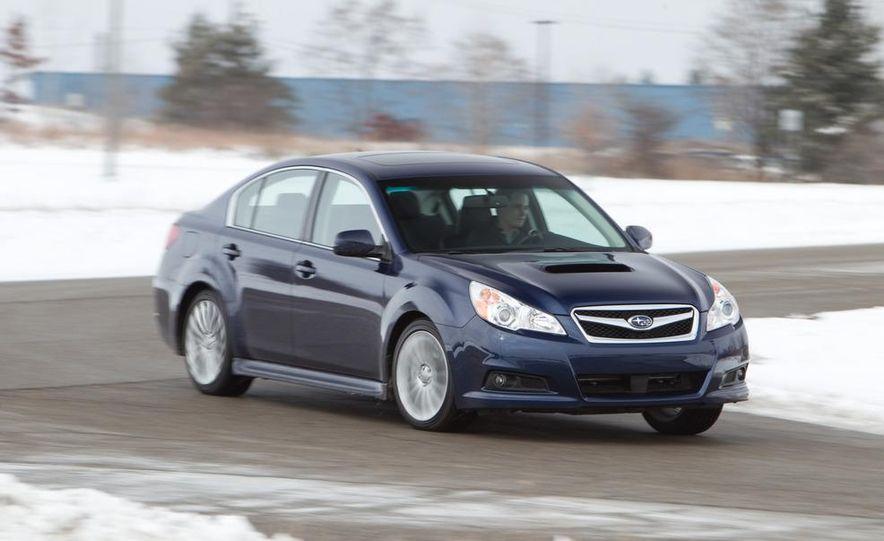 2011 Subaru Legacy 2.5GT Limited - Slide 1