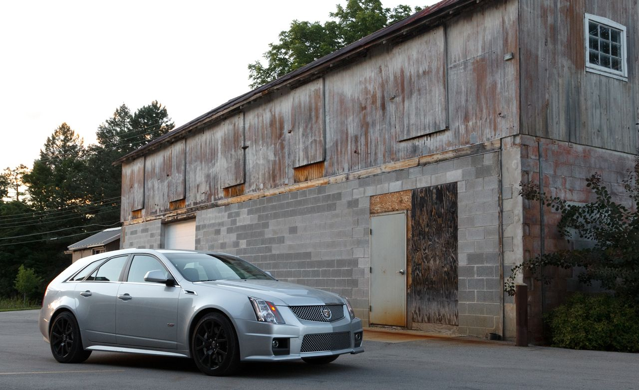 2011 cadillac cts v wagon long term test review car and driver photo 452959 s original 2011 cadillac cts v wagon long term test review car and driver  at gsmx.co