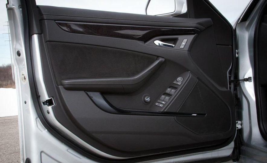 2011 Cadillac CTS-V wagon - Slide 49