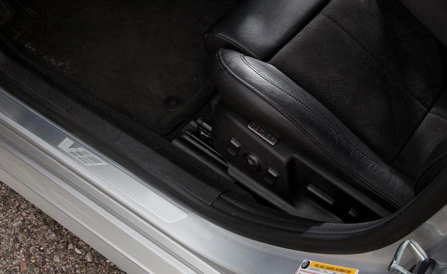 2011 Cadillac CTS-V wagon - Slide 50