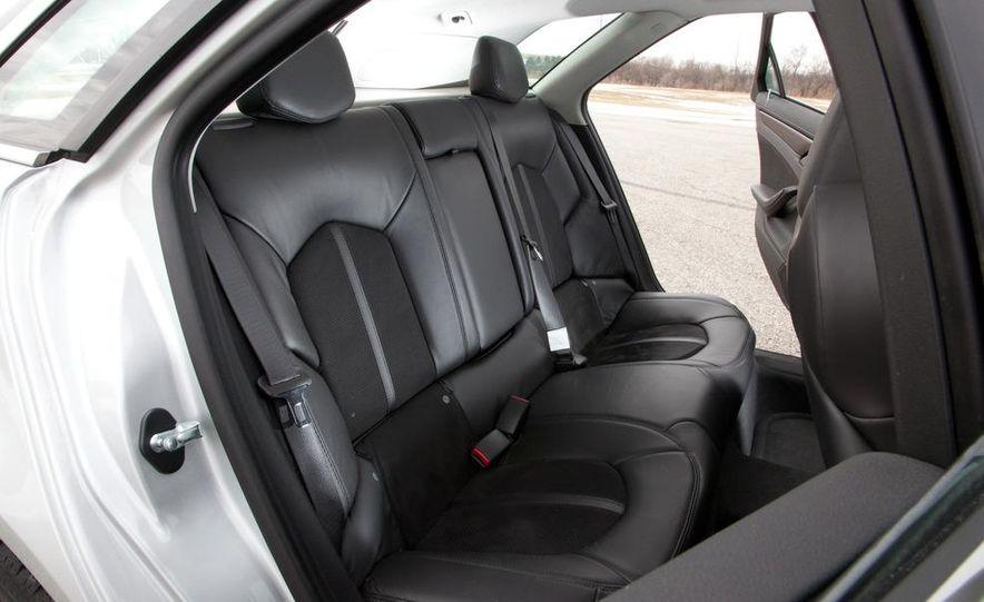 2011 Cadillac CTS-V wagon - Slide 48