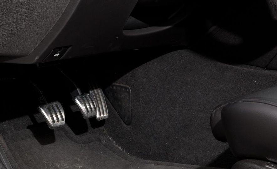 2011 Cadillac CTS-V wagon - Slide 51