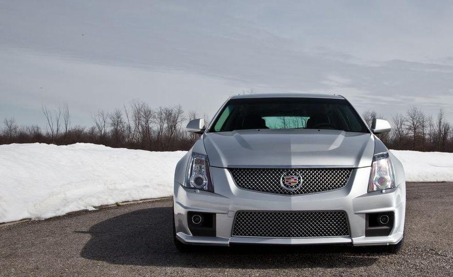 2011 Cadillac CTS-V wagon - Slide 28