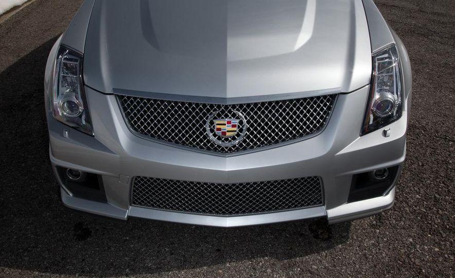 2011 Cadillac CTS-V wagon - Slide 34