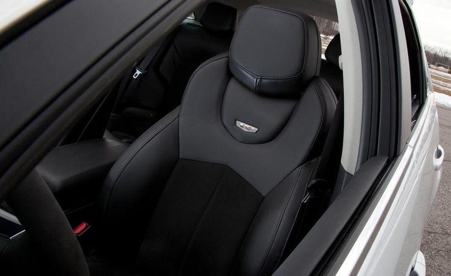2011 Cadillac CTS-V wagon - Slide 40