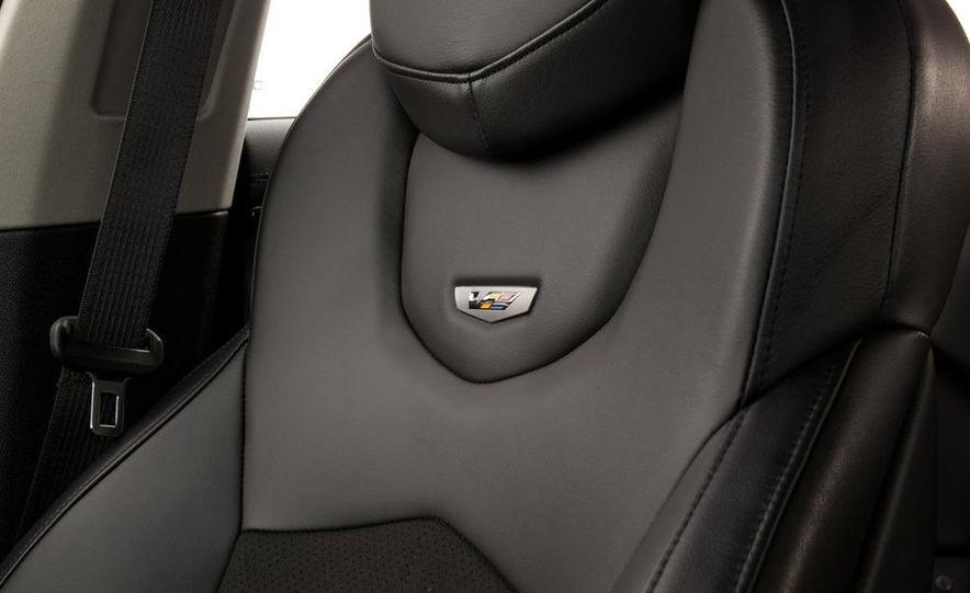 2011 Cadillac CTS-V wagon - Slide 46