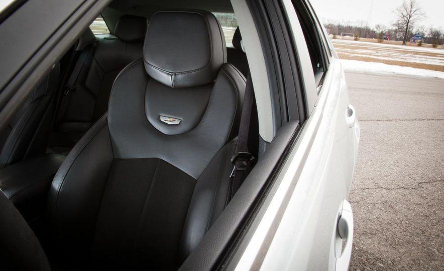 2011 Cadillac CTS-V wagon - Slide 47