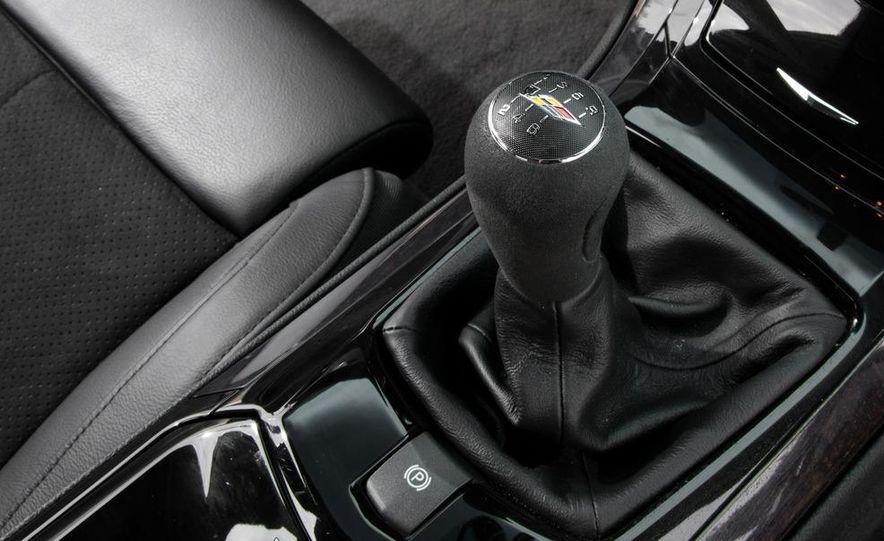 2011 Cadillac CTS-V wagon - Slide 45