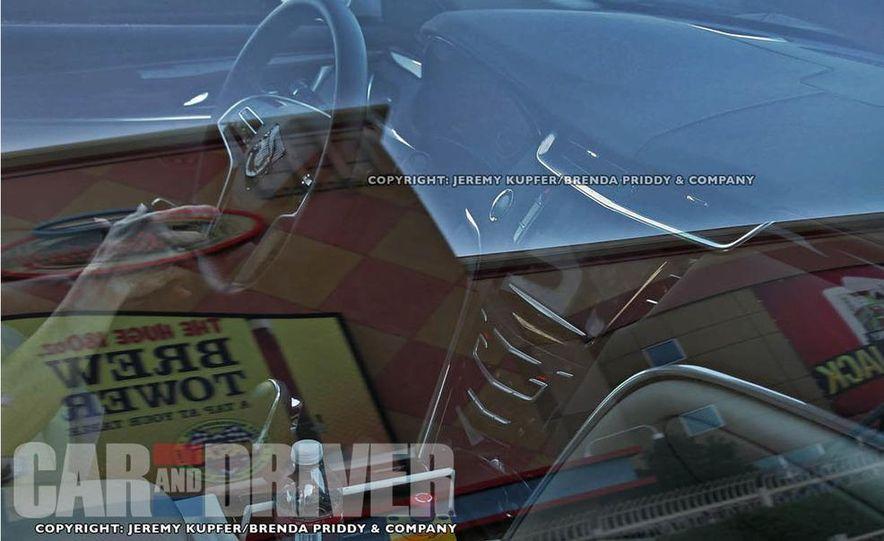 2012 Cadillac XTS / ETS (spy photo) - Slide 11