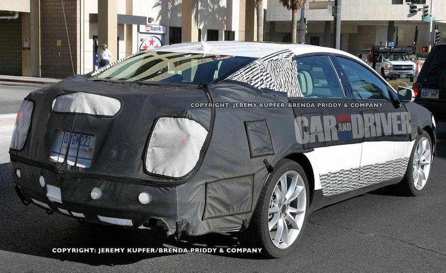 2012 Cadillac XTS / ETS (spy photo) - Slide 2