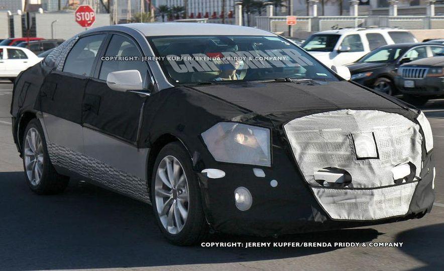 2012 Cadillac XTS / ETS (spy photo) - Slide 4