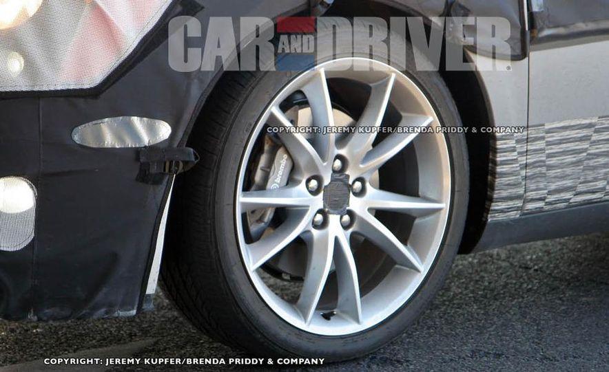 2012 Cadillac XTS / ETS (spy photo) - Slide 9