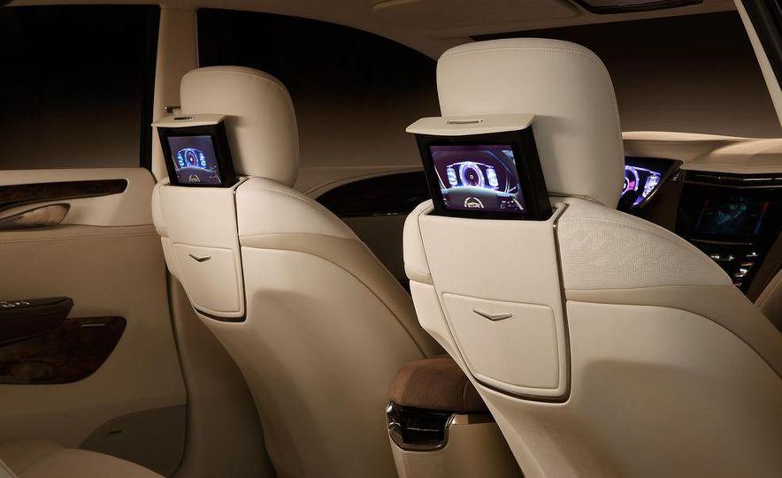 2012 Cadillac XTS / ETS (spy photo) - Slide 17
