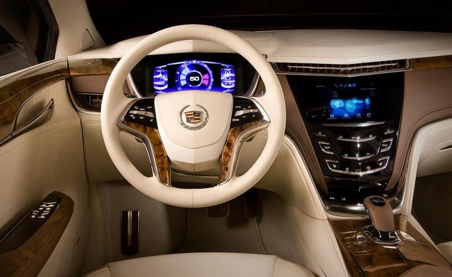 2012 Cadillac XTS / ETS (spy photo) - Slide 18