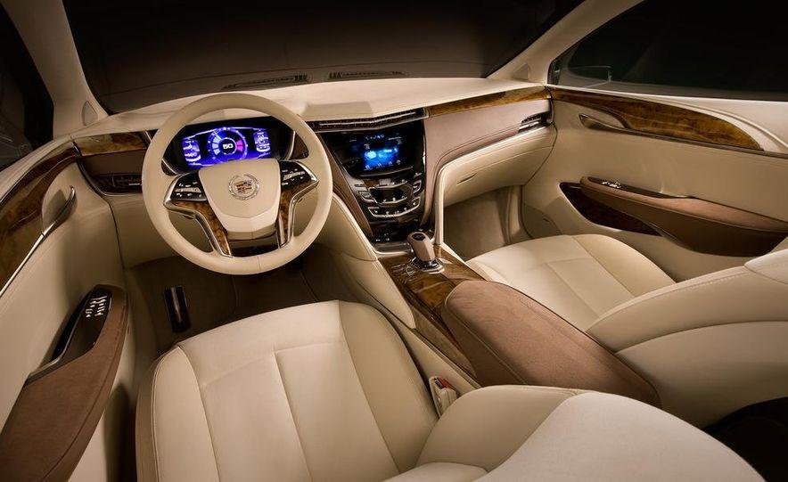 2012 Cadillac XTS / ETS (spy photo) - Slide 19