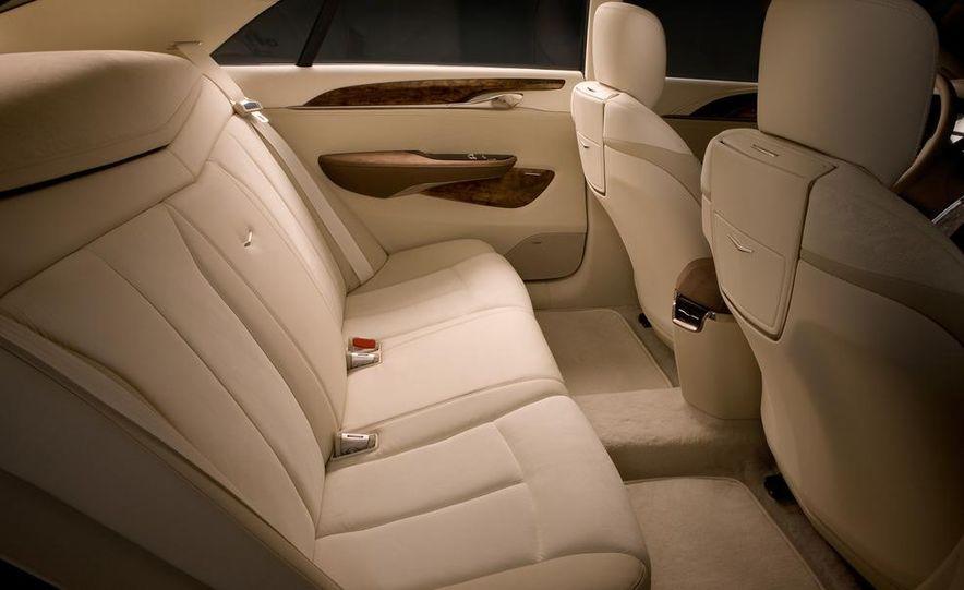2012 Cadillac XTS / ETS (spy photo) - Slide 20
