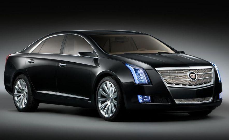 2012 Cadillac XTS / ETS (spy photo) - Slide 12