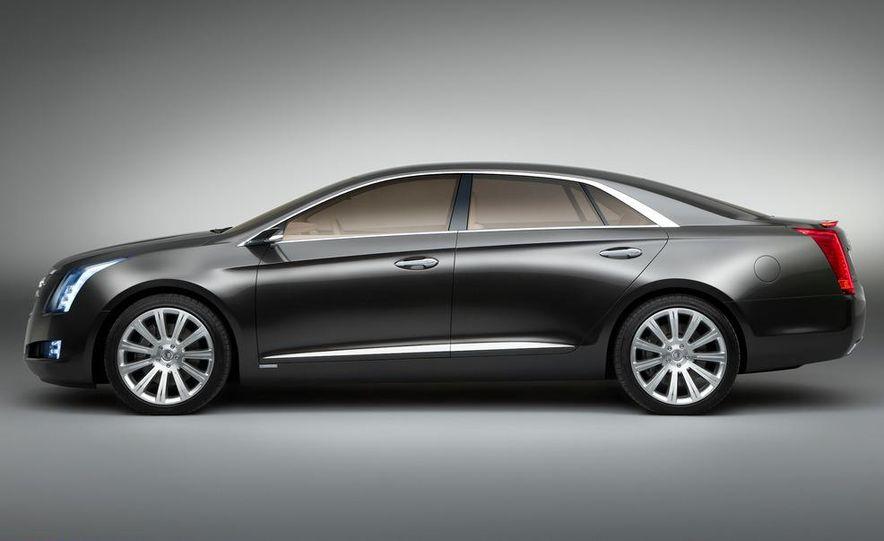 2012 Cadillac XTS / ETS (spy photo) - Slide 15