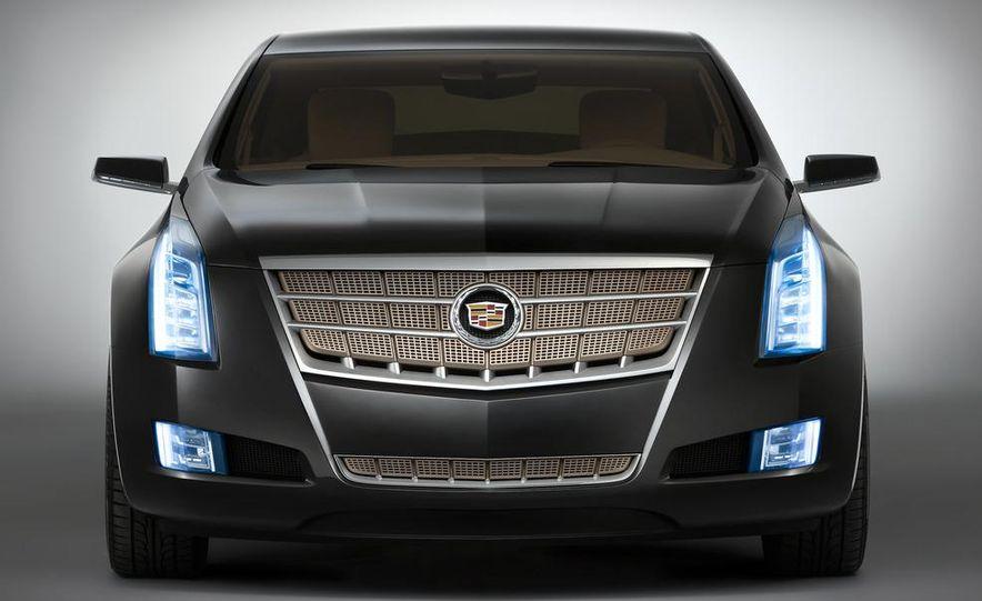2012 Cadillac XTS / ETS (spy photo) - Slide 16