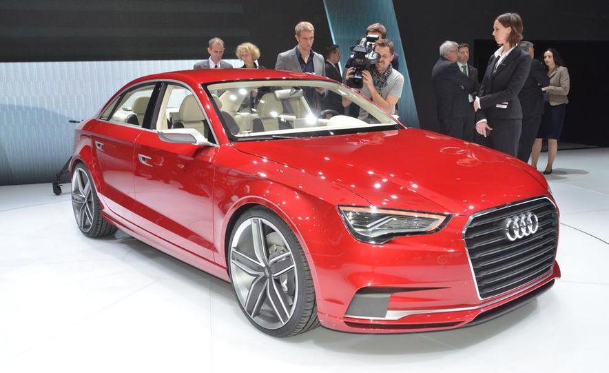 Audi A3 concept - Slide 1