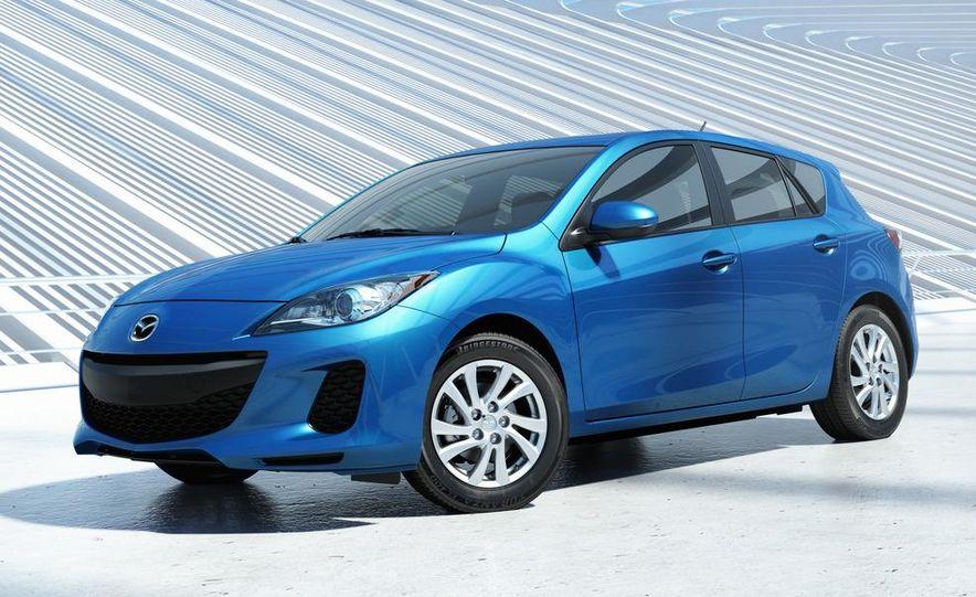 2012 Mazda 3 5-door - Slide 1