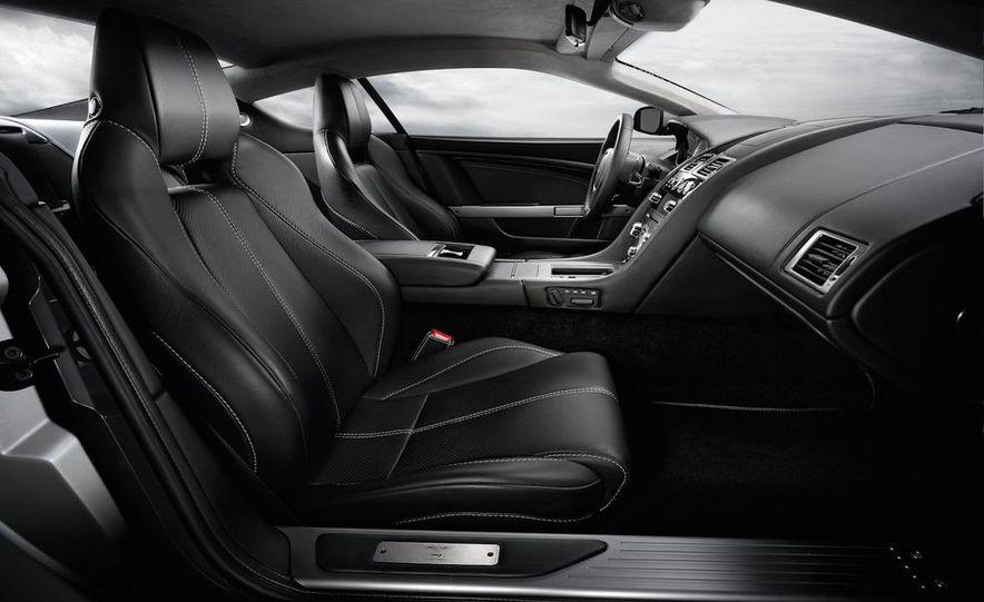 2012 Aston Martin V-8 Vantage S coupe - Slide 20