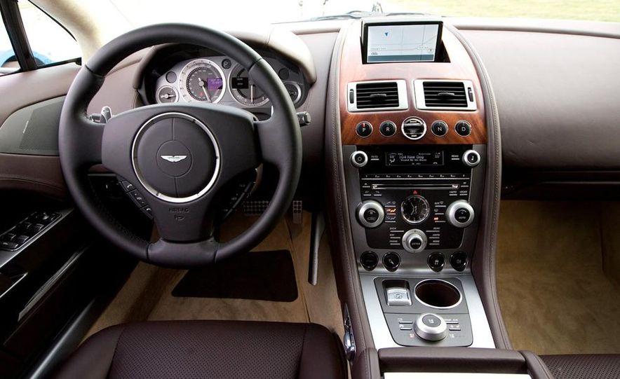 2012 Aston Martin V-8 Vantage S coupe - Slide 10