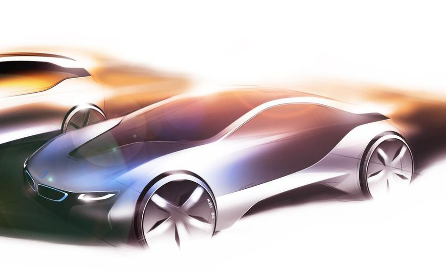 BMW i3 and i8 (artist's rendering) - Slide 2