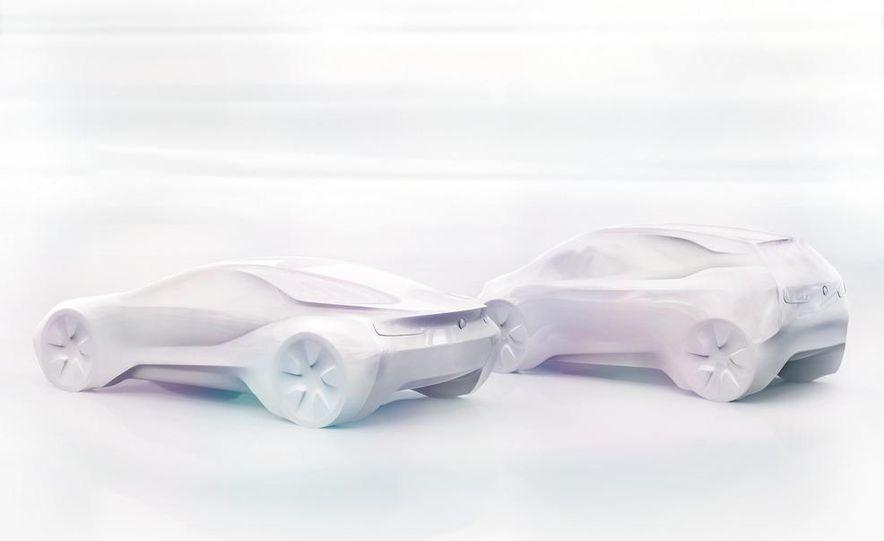 BMW i3 and i8 (artist's rendering) - Slide 4